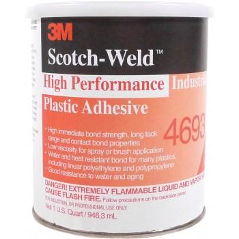 Adhésif plastique de haute performance industrielle Scotch-Weld<sup>MC</sup> 4693 de 3M<sup>MC</sup>