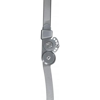 Modèle 1010 - Articulation du genou à verrou à anneau avec extension/flexion réglable