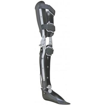 Modèle 9005 - SafetyStride<sup>MC</sup> avec d'étrier en Y à contrôle postural et l'articulations de cheville modulaire à double action