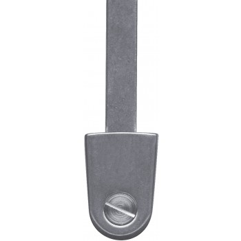 """Modèle SLI/SLO-2835 - Articulation de cheville de la gamme """"Slim Line"""", à double action avec montant"""