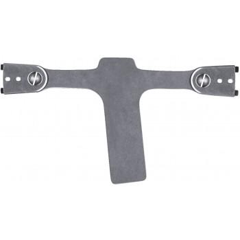 """Modèle SLI/SLO-2850-X - Étrier long à semelle large avec articulations de cheville de la gamme """"Slim Line"""", à double action"""