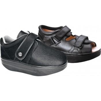 Système de chaussure pour soin des plaies (WCS<sup>MC</sup>)