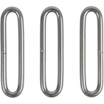 Boucle ovale