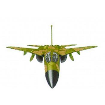Avion de chasse f-111
