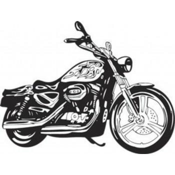 Motocyclette de route