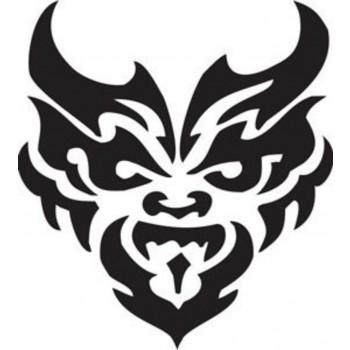 Tatouage démon