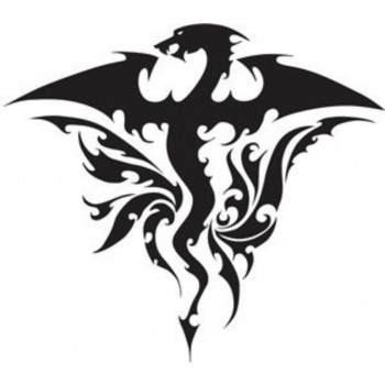 Tatouage dragon 1