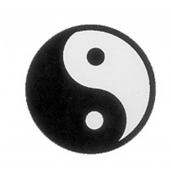 Symbole yin/yang