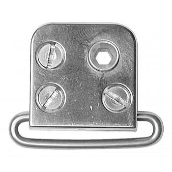 Porte-câble réglable
