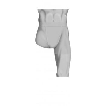Bas prothétique pour désarticulation de la hanche