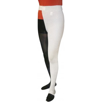 Vêtement de compression et de maintien post-chirurgical pour membre inférieur