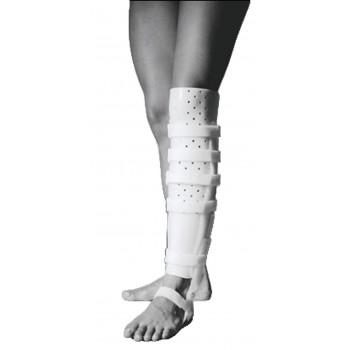 Orthèse de fracture tibiale à support proximal