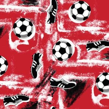 Soccer - rouge