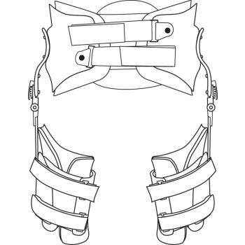 Orthèse de la hanche Newport® pédiatrique
