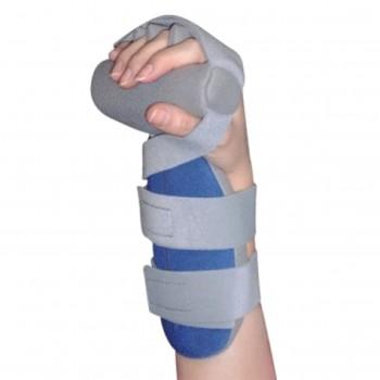 Orthèse profilée de la main adaptable