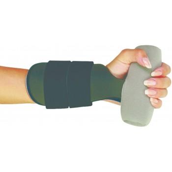 Orthèse profilée de la main