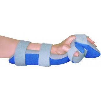 Orthèse de main gériatrique réglable
