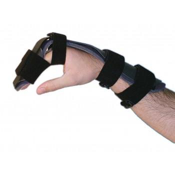 Attelle de blocage dorsal