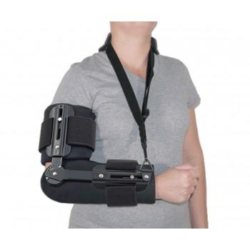Orthèse de bras à longueur réglable