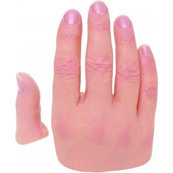 Prothèses feminin de silicone pour doigts partiel (Modèles 200C, 200C2x, 200C3x, 201-205)