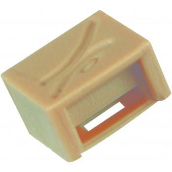 Fiche pour électrode