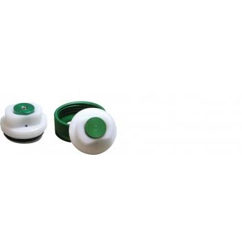 Valve d'emboîture à succion Green Dot Total Contact