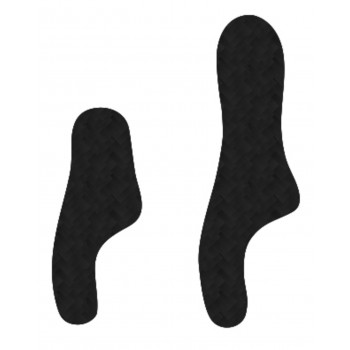Forme podale en carbone, avec extension pour Syndrome de Morton, de Dynaflex
