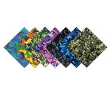 Matériau Mousse EVA Microcel PuffMD 35 (multicolore)