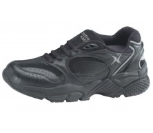 Apex Men's Lace Walkers - X Last - BlackFrançais