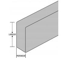 Barres en acier inoxydable
