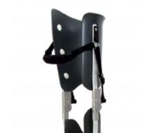 Système de courroie avec arceau de verrou intégré (BLISS)