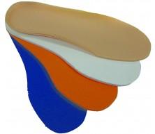 Semelle pour système de chaussure pour soin des plaies (WCSMC)