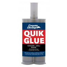 Adhésif noir Quik Glue