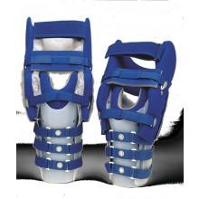 Orthèse du genou pour personne amputée