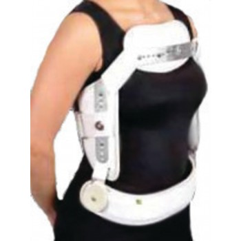 CSUS M2 3-Point Hyperextension Brace