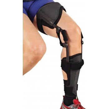 Combo - Knee Control Component with popliteal interface