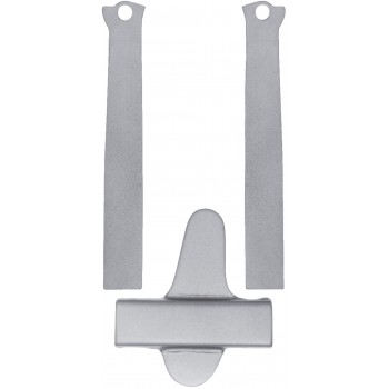 Model 3264 - Dorsiflexion Assist Split Stirrup with Caliper Plate
