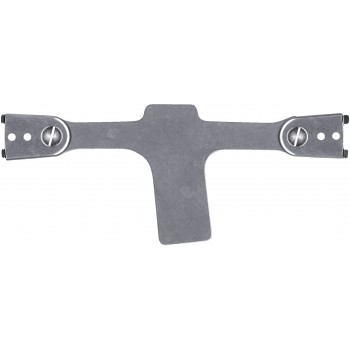Model SLI/SLO-2850 - Wide Flange Stirrup with Slim Line Double Action Ankle Joints