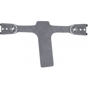 Model SLI/SLO-2850-X - Wide Flange Long Stirrup with Slim Line Double Action Ankle Joints