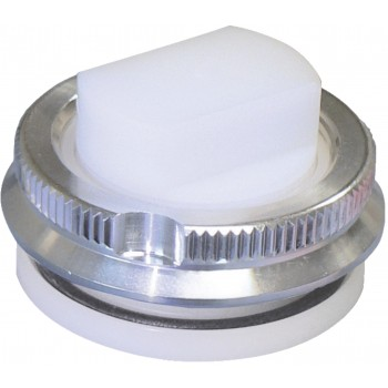 Lyn Valve<sup>®</sup> High Vacuum Socket Port