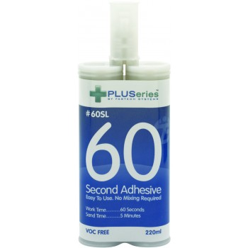 +PLUSeries<sup>®</sup> 60 Second Adhesive
