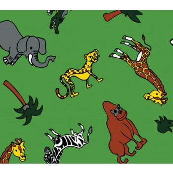 Jungle Animals II