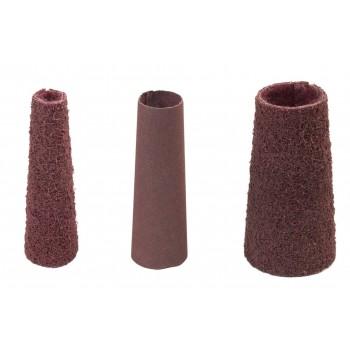 Sanding Cones (Tapered Felt Arbours)