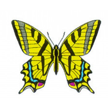 Butterfly - Yellow