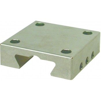 4-Hole Plate (with female dovetail)