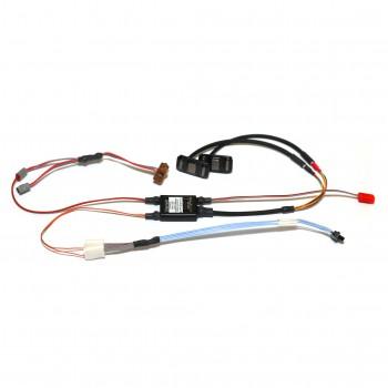 Element Electrode System