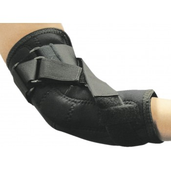 E15 Hyperextension Polycentric Hinged Elbow