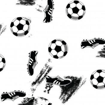 Soccer - White