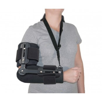 Adjustable Length Arm Brace