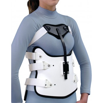 Spinal Trauma Orthotic Positioning (S.T.O.P.) Brace III